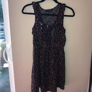 Fall Ruffle Dress